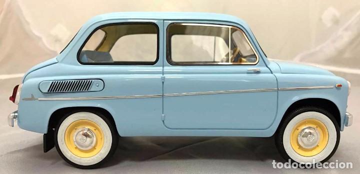 Coches a escala: Zaporozhets Zaz 965AE Jalta 1965 escala 1/18 de Premium Scale Models - Foto 7 - 97958627
