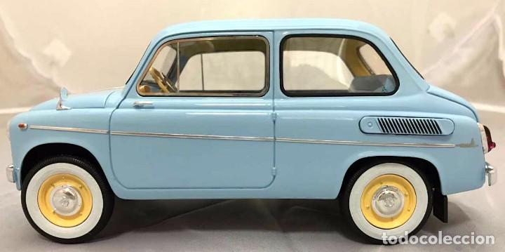 Coches a escala: Zaporozhets Zaz 965AE Jalta 1965 escala 1/18 de Premium Scale Models - Foto 8 - 97958627