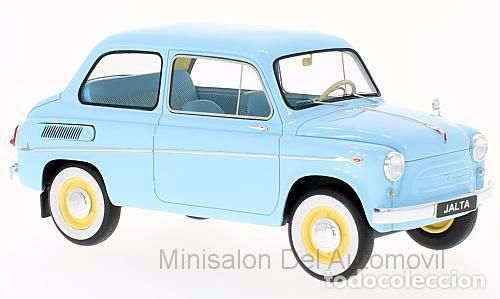 Coches a escala: Zaporozhets Zaz 965AE Jalta 1965 escala 1/18 de Premium Scale Models - Foto 9 - 97958627