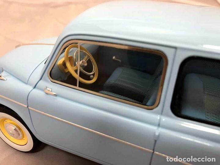 Coches a escala: Zaporozhets Zaz 965AE Jalta 1965 escala 1/18 de Premium Scale Models - Foto 10 - 97958627
