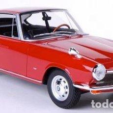 Coches a escala: BMW 1800 GT 1968 ESCALA 1/18 DE BOS MODELS. Lote 98974675