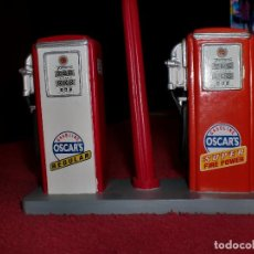 Coches a escala: AMERICAN MUSCLE - GAS STATION - 1:18 - ERTL COLLECTIBLES. Lote 100117663
