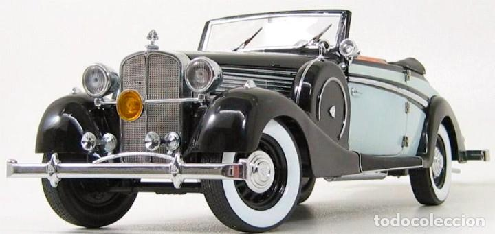 Coches a escala: Maybach SW38 Cabriolet 2 Doors 1937 escala 1/18 de Signature Models - Foto 7 - 101300367