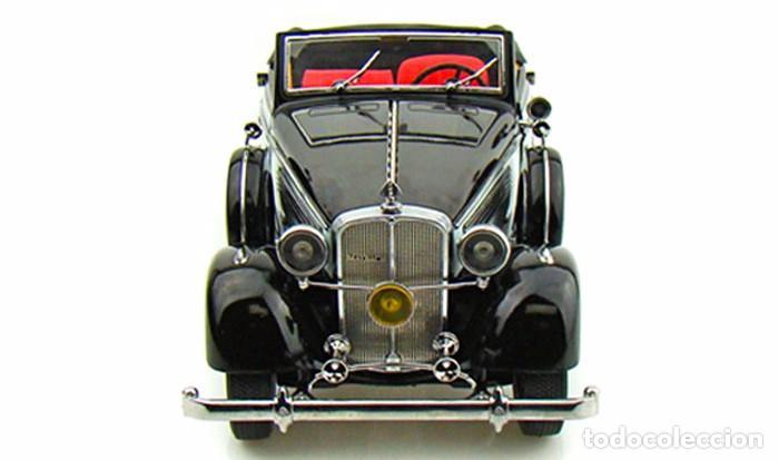 Coches a escala: Maybach SW38 Cabriolet 2 Doors 1937 escala 1/18 de Signature Models - Foto 9 - 101300367