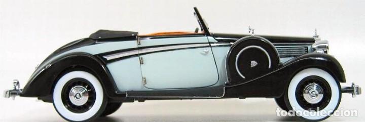 Coches a escala: Maybach SW38 Cabriolet 2 Doors 1937 escala 1/18 de Signature Models - Foto 10 - 101300367