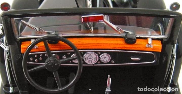 Coches a escala: Maybach SW38 Cabriolet 2 Doors 1937 escala 1/18 de Signature Models - Foto 13 - 101300367