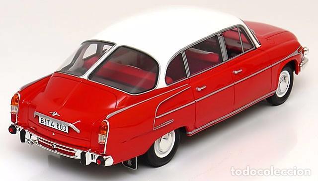 Coches a escala: Tatra 603 1969 escala 1/18 de BoS Models - Foto 2 - 193963783
