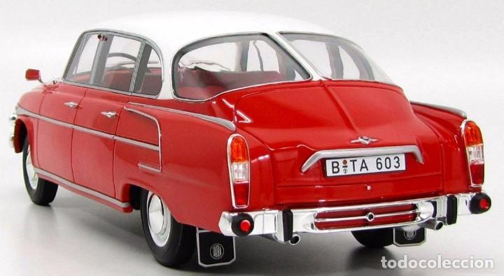 Coches a escala: Tatra 603 1969 escala 1/18 de BoS Models - Foto 4 - 193963783