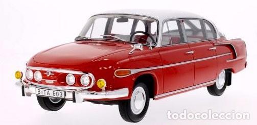 Coches a escala: Tatra 603 1969 escala 1/18 de BoS Models - Foto 5 - 193963783