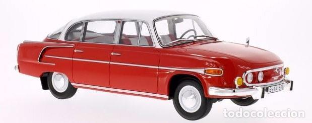 Coches a escala: Tatra 603 1969 escala 1/18 de BoS Models - Foto 6 - 193963783