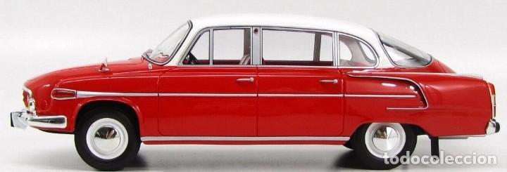 Coches a escala: Tatra 603 1969 escala 1/18 de BoS Models - Foto 7 - 193963783