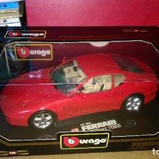 Coches a escala: FERRARI 456 GT 1992 ED. ESPEC. 1/18 DE BURAGO. Lote 102458235