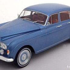 Coches a escala: ROLLS ROYCE SILVER CLOUD III FLYING SPUR 1965 ESCALA 1/18 DE MCG. Lote 103681483