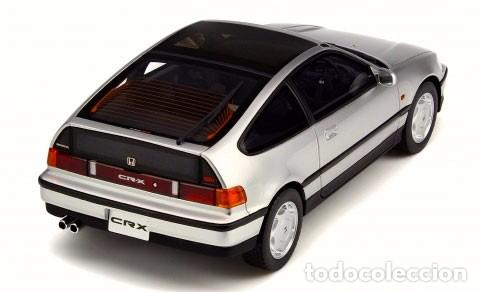 Coches a escala: Honda CR-X MKII 1988 escala 1/18 de Otto Mobile - Foto 2 - 104641339