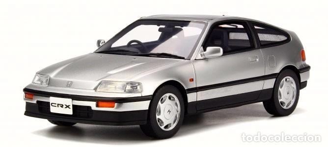 Coches a escala: Honda CR-X MKII 1988 escala 1/18 de Otto Mobile - Foto 3 - 104641339