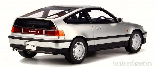 Coches a escala: Honda CR-X MKII 1988 escala 1/18 de Otto Mobile - Foto 4 - 104641339