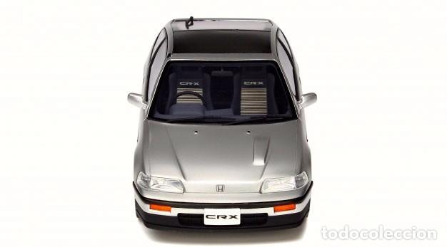 Coches a escala: Honda CR-X MKII 1988 escala 1/18 de Otto Mobile - Foto 7 - 104641339