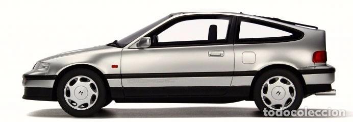 Coches a escala: Honda CR-X MKII 1988 escala 1/18 de Otto Mobile - Foto 9 - 104641339