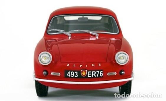 Coches a escala: Alpine A106 1957 escala 1/18 de Otto Mobile - Foto 5 - 107476255