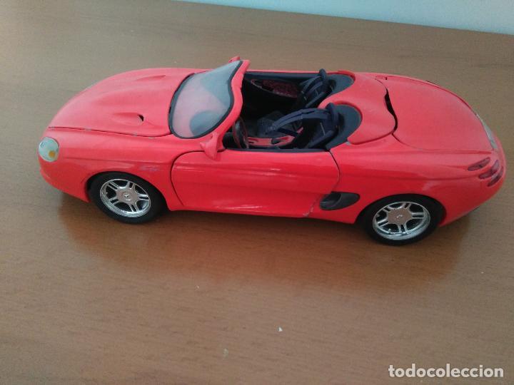 Coches a escala: Coche de metal en miniatura - Mustang Mach III - Escala 1:18 - Maisto - Foto 2 - 162542401