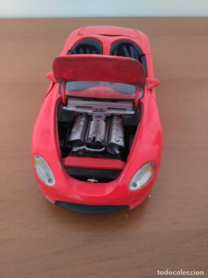 Coches a escala: Coche de metal en miniatura - Mustang Mach III - Escala 1:18 - Maisto - Foto 4 - 162542401