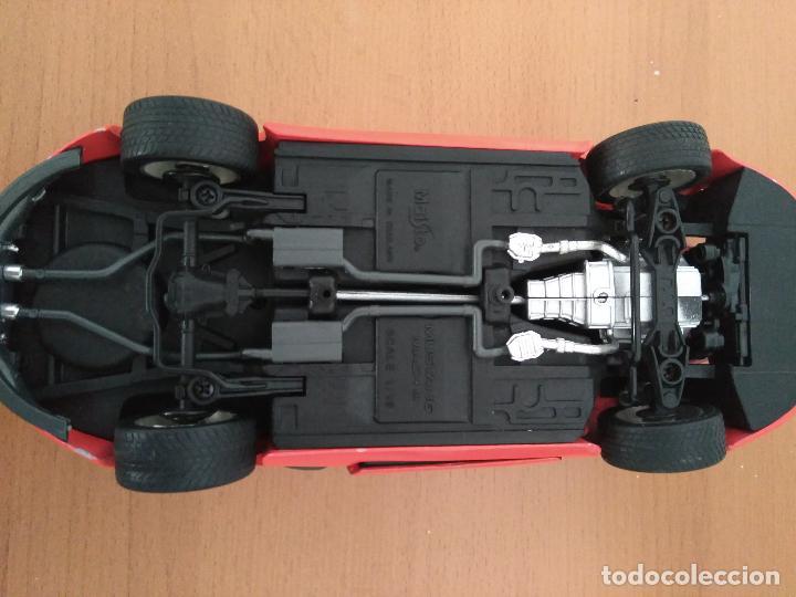 Coches a escala: Coche de metal en miniatura - Mustang Mach III - Escala 1:18 - Maisto - Foto 8 - 162542401
