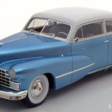 Coches a escala: CADILLAC SERIES 62 CLUB COUPÉ 1946 ESCALA 1/18 DE BOS MODELS. Lote 109261695