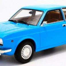 Coches a escala: FIAT 128 COUPÉ 1100 S 1972 ESCALA 1/18 DE LAUDORACING MODELS. Lote 113089999