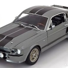 Coches a escala: FORD SHELBY MUSTANG ELEANOR 1967 ESCALA 1/18 DE GREENLIGHT. Lote 148051094