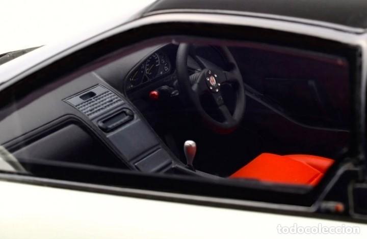 Coches a escala: Honda NSX Type-R escala 1/18 de Otto Mobile - Foto 10 - 113520991