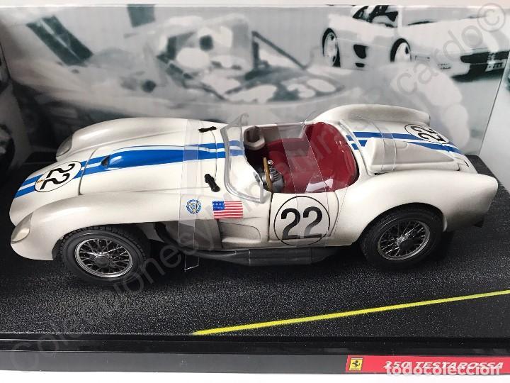 Coches a escala: Ferrari 250 Testarossa (1958) 24H Le Mans - 1:18 coche , competición , clásico , carreras , - Foto 4 - 115199935
