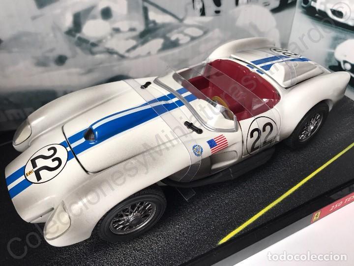 Coches a escala: Ferrari 250 Testarossa (1958) 24H Le Mans - 1:18 coche , competición , clásico , carreras , - Foto 7 - 115199935