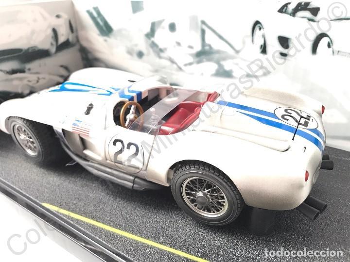 Coches a escala: Ferrari 250 Testarossa (1958) 24H Le Mans - 1:18 coche , competición , clásico , carreras , - Foto 8 - 115199935