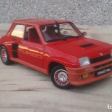 Coches a escala: RENAULT 5 TURBO. Lote 115248859