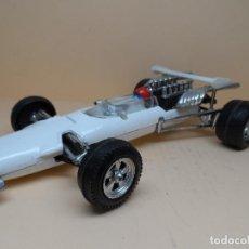 Coches a escala: ZYLMEX K703 SUPER DRAG RACING CAR BLANCO AÑOS 70. Lote 120482755