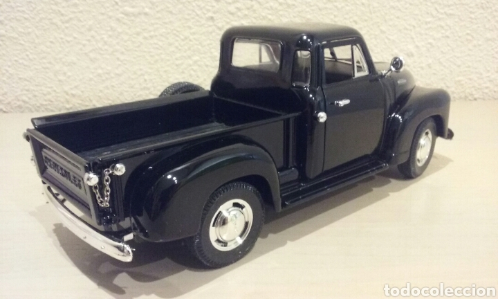 Coches a escala: Chevrolet Pick Up (1953) - Foto 3 - 120622523