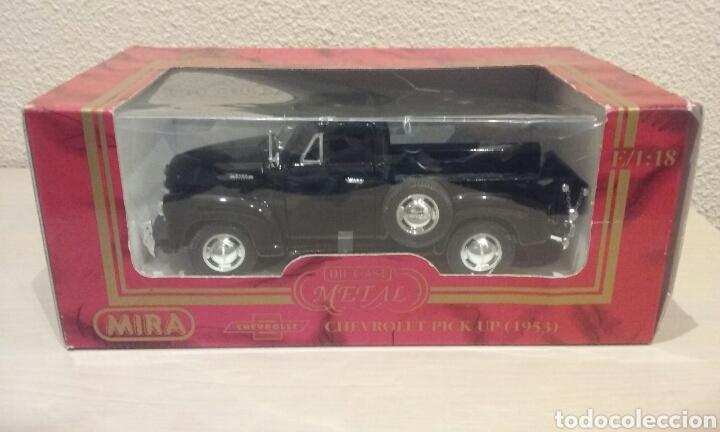 Coches a escala: Chevrolet Pick Up (1953) - Foto 6 - 120622523