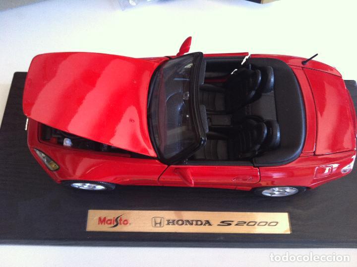 Edition Coche Honda Maisto S2000 Special 118 Escala wNvmn08