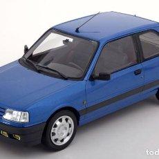 Coches a escala: PEUGEOT 309 GTI 16 1992 ESCALA 1/18 DE NOREV. Lote 121258111