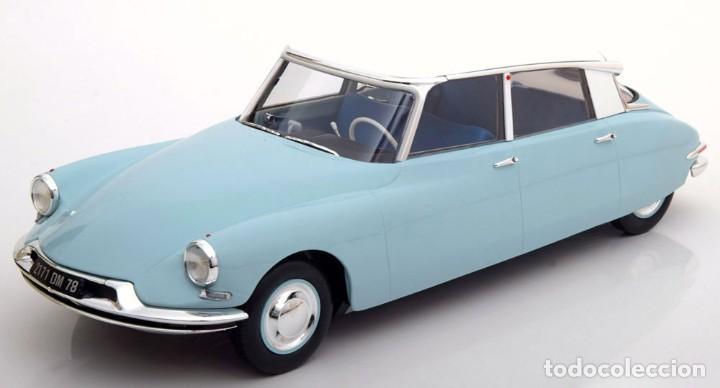 citroen ds 19 1956 escala 1 18 de norev kaufen modellautos im rh de todocoleccion net