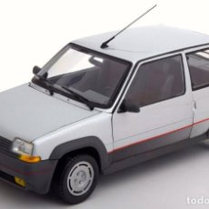 Coches a escala: RENAULT 5 GT TURBO PHASE I 1985 ESCALA 1/18 DE NOREV. Lote 122714459