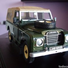 Coches a escala: LAND ROVER 109 SERIES LLL 1, 18. Lote 125795108