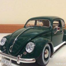 Coches a escala: VW BEETLE BURAGO. Lote 126598071