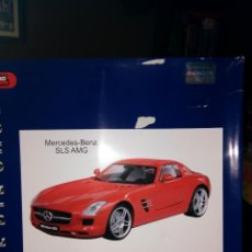 Coches a escala: MONDO MOTORS - MERCEDES BENZ SL65 AMG BLACK SERIES 1/1S AMG 1/18. Lote 128425151