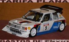 Ford Sierra Crossword Ixo Rally Tour De Corsé 1//18