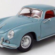Coches a escala: PORSCHE 356 A 1500 GS CARRERA GT ESCALA 1/18 DE SUN STAR. Lote 206447016