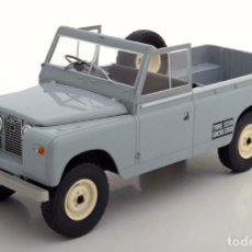Voitures à l'échelle: LAND ROVER 109 PICK UP SERIES II 1959 ESCALA 1/18 DE MCG. Lote 133162670