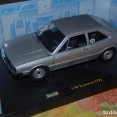 Coches a escala: REVELL - VW SCIROCCO GTI 1/18. Lote 133595690