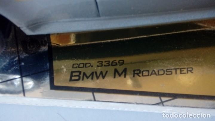 Coches a escala: BBurago Gold - BMW M Roadster Convertible (1996, modelo a escala 1/18, automóvil de fundición a pres - Foto 5 - 134092070