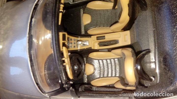 Coches a escala: BBurago Gold - BMW M Roadster Convertible (1996, modelo a escala 1/18, automóvil de fundición a pres - Foto 6 - 134092070